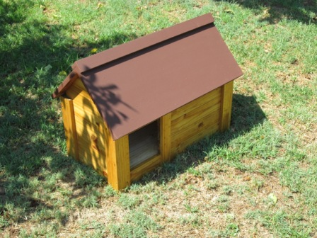 ECKennel small wooden Dog Kennel for sale