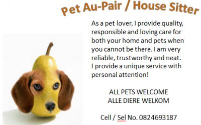 Pet-Au-Pair